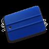Billig blå folieskraber