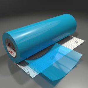 Transparent folie – Oracal 8300-052 Azure blue