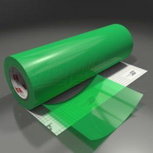 Transparent folie – Oracal 8300-061 Green