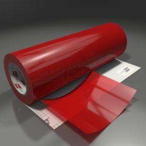 Transparent folie – Oracal 8300-031 Red