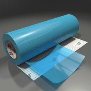 Transparent folie – Oracal 8300-096 Steel blue
