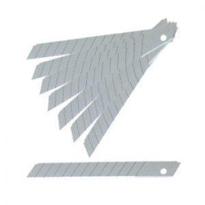 Olfa knivblade 9 mm 45° – 10 stk.
