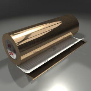 Oracal 351 Spejlfolie – Guld
