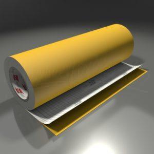 Skiltefolie 631 mat – 021 Yellow