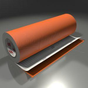 Skiltefolie 631 mat – 035 Pastel orange